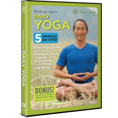 Rodney Yee\'s Daily Yoga