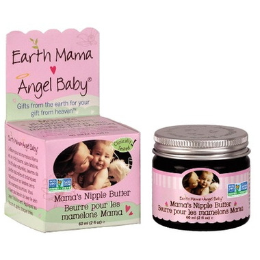 Earth Mama Angel Baby Mama\'s Natural Nipple Butter