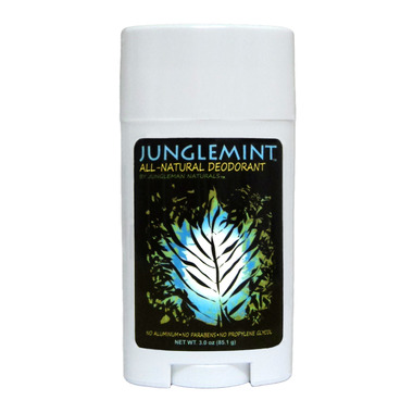 Jungleman All-Natural Deodorant Junglemint Peppermint