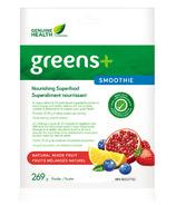 Genuine Health Greens+ Smoothie