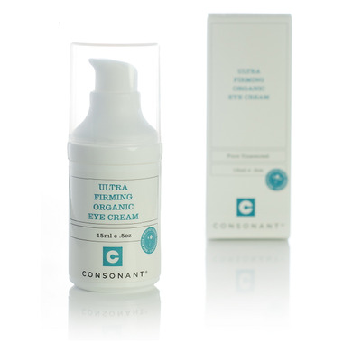 Consonant Ultra Firming Organic Eye Cream