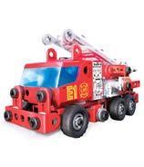 Meccano Junior Fire Engine Deluxe