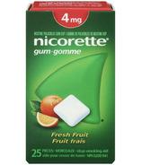 NICORETTE Gum Fresh Fruit