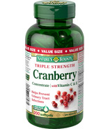 Nature's Bounty Cranberry Concentrate with Vitamin C and E