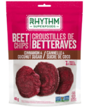 Rhythm Superfoods Cinnamon & Coconut Sugar Beet Chips