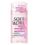 Soft & Dri Aluminum Free Deodorant