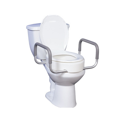 Buy Drive Medical Premium Raised Toilet Seat With