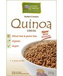 GoGo Quinoa Puffed Quinoa Cereal Cocoa