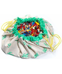 Play & Go Cactus Toy Storage Bag & Playmat