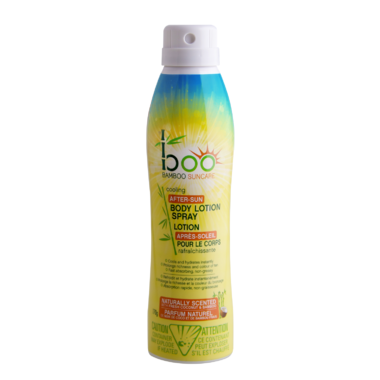 Boo Bamboo Suncare After-Sun Cooling Body Lotion Spray