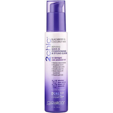 Giovanni 2Chic Leave-In Conditioning & Styling Elixir