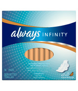 Always Infinity Pads with Wings