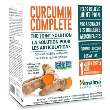 Himalaya Herbal Healthcare Curcumin Complete