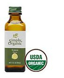 Simply Organic Lemon Flavour