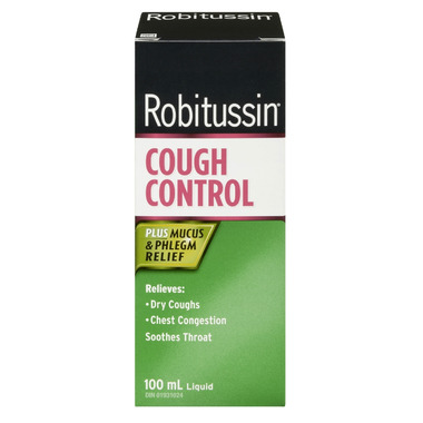 Robitussin Cough Control