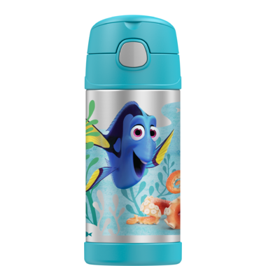 Thermos FUNtainer Insulated Bottle Finding Dory