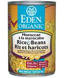 Eden Organic Moroccan Rice & Beans