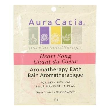 Aura Cacia Heart Song Mineral Bath