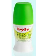 Byly Nature-Fresh Roll-on Deodorant with Green Tea Extract