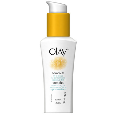 Olay Complete Defense All Day Moisturizer for Sensitive Skin