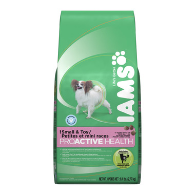 Iams ProActive Health Dog Small & Toy Breed