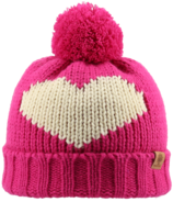 Bedford Road Knitted Hat Heart