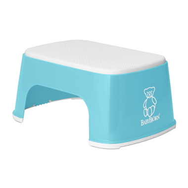 BabyBjorn Step Stool Turquoise