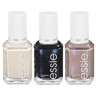 Essie Nail Colour Cashmere Matte Collection