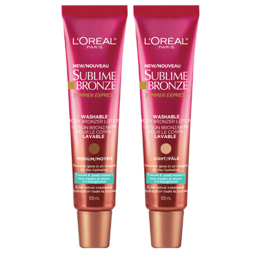 L\'Oreal Sublime Bronze Summer Express