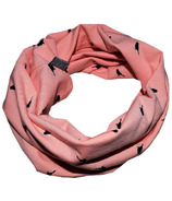 L&P Apparel Infinity Scarf Old Pink Bird