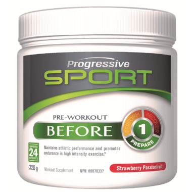 Progressive Sport Pre-Workout Supplement