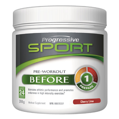 Progressive Sport Pre-Workout Supplement