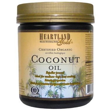 Heartland Gold Organic Coconut Oil