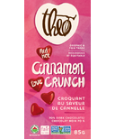 Theo Cinnamon Crunch 70% Dark Chocolate