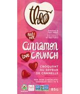 Theo Cinnamon Crunch 70% Dark Chocolate