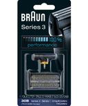 Braun 30B Replacement Combi Pack