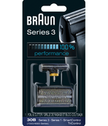 Braun 30B Replacement Combi Pack