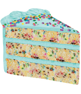 Iscream Confetti Cake Microbead Pillow