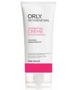 Orly Rich Renewal Hydrating Cream Pucker