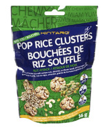 Kintaro Nut Attack Pop Rice Clusters