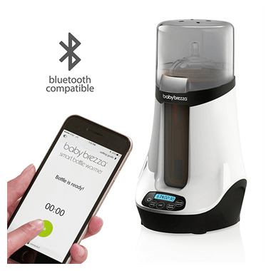 Baby Brezza Bluetooth Compatible Bottle Warmer