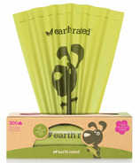 Earth Rated Lavender-Scented Dog Waste Bags Pantry Single Roll