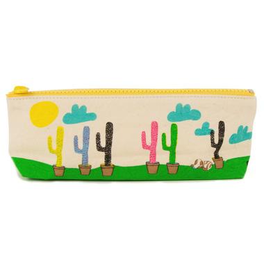 Fluf Cactus Pencil Case