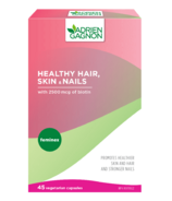 Adrien Gagnon Feminex Healthy Hair, Skin & Nails