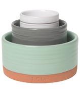 Now Designs Terracotta Nesting Prep Bowls