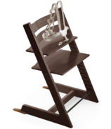 Stokke Tripp Trapp Classic Chair Walnut Brown