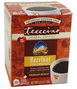 Teeccino Hazelnut Herbal Coffee