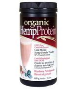 Prairie Naturals Organic HempProtein Blueberry Pomegranate