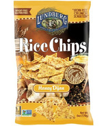 Lundberg Honey Dijon Rice Chips
