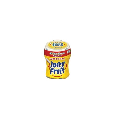 Juicy Fruit Original Sugar-Free Gum Bottle